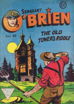 Cover For Sergeant O'Brien