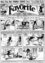 Thumbnail for The Favorite Comic