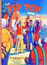 Cover For Tip Top Book