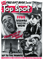 Cover For Top Spot