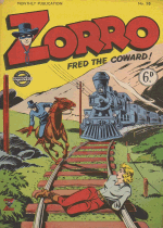 Cover For Zorro