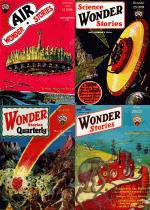 Thumbnail for Wonder Stories - Hugo Gernsback