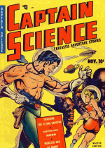 Thumbnail for Captain Science