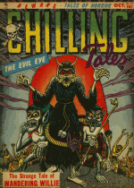 Cover For Chilling Tales