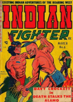 Cover For Indian Fighter