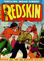 Cover For Redskin