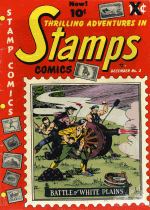 Thumbnail for Stamps Comics