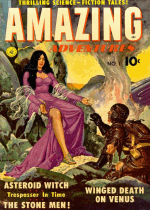 Thumbnail for Amazing Adventures