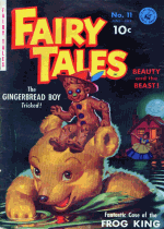 Cover For Fairy Tales