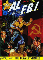 Cover For Little Al of the F.B.I.