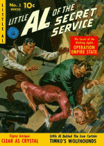 Cover For Little Al of the Secret Service