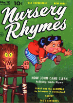 Cover For Nursery Rhymes