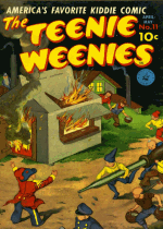 Cover For The Teenie-Weenies