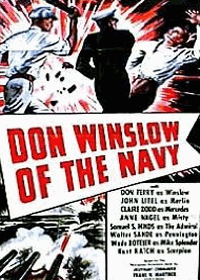 Large Thumbnail For Don Winslow of the Navy