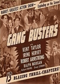 Large Thumbnail For Gang Busters (Serial)