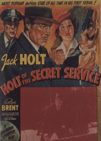 Large Thumbnail For Holt of the Secret Service
