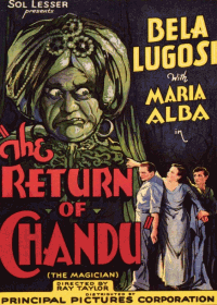 Large Thumbnail For The Return of Chandu