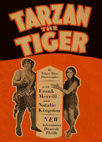 Large Thumbnail For Tarzan the Tiger