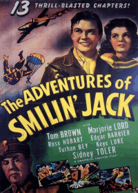 Large Thumbnail For The Adventures of Smilin' Jack