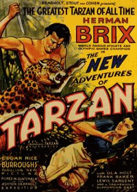 Large Thumbnail For The New Adventures of Tarzan
