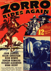 Large Thumbnail For Zorro Rides Again