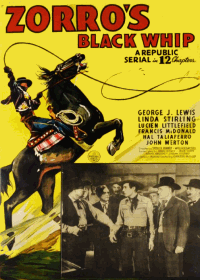 Large Thumbnail For Zorro's Black Whip