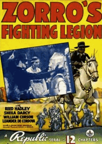 Large Thumbnail For Zorro's Fighting Legion