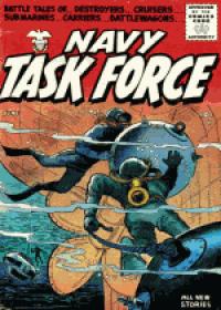 navy task force stanley morse key comic book plus