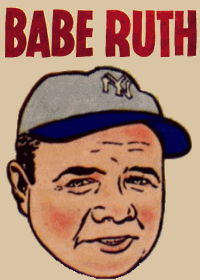 Large Thumbnail For Babe Ruth