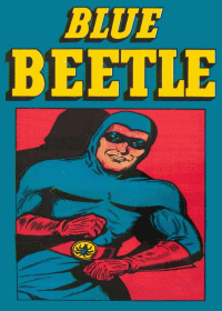 Large Thumbnail For Blue Beetle