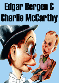 Large Thumbnail For Edgar Bergen and Charlie McCarthy