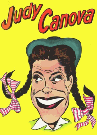 Large Thumbnail For Judy Canova