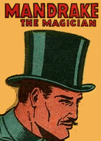 Large Thumbnail For Mandrake the Magician