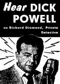 Large Thumbnail For Richard Diamond, Private Detective