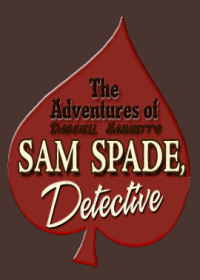 Large Thumbnail For The Adventures of Sam Spade