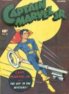 Cover For Captain Marvel Jr. 44