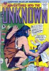 Cover For Adventures into the Unknown 88