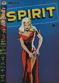 Large Thumbnail For The Spirit #22
