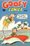 Cover For Goofy Comics 26
