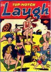 Cover For Top Notch Laugh Comics 39
