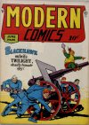 Cover For Modern Comics 86