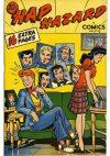 Cover For Hap Hazard Comics 14