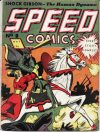 Cover For Speed Comics 8