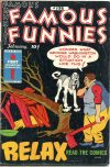 Cover For Famous Funnies 175