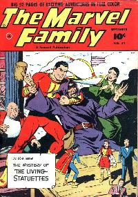 Large Thumbnail For The Marvel Family #51