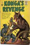 Cover For Konga's Revenge 2