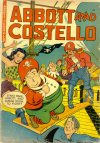 Cover For Abbott and Costello Comics 8