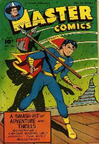 Large Thumbnail For Master Comics #103