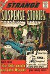 Cover For Strange Suspense Stories 46