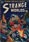 Cover For Strange Worlds 19